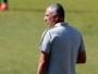 Fernandes esconde escalação e desconfia de treino aberto do ABC