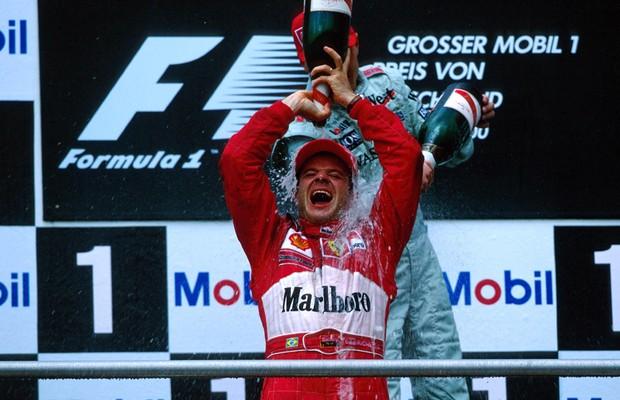 Rubens Barrichello (Foto: Divulgação)