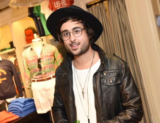 Filho de brasileiros, o americano Marcos Zeeba é considerado a revelação do pop e passou a infância em São Paulo (Foto: Divulgação)