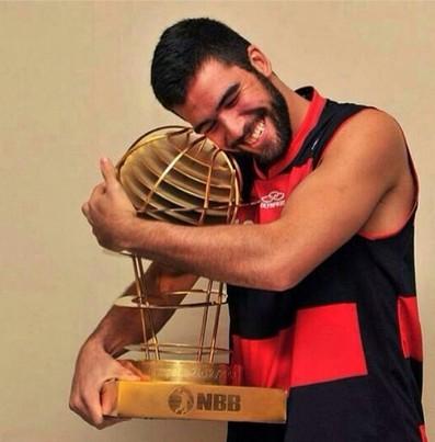 gege basquete flamengo nbb (Foto: Reprodução )