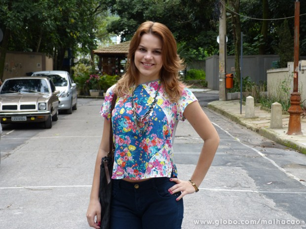 Anita  (Foto: Malhação)