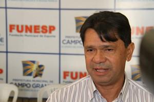 Leocy Marinho de Sá, novo diretor-presidente da Funesp (Foto: Divulgação/Funesp)