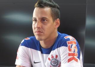 Rodriguinho Corinthians (Foto: Rodrigo Faber)