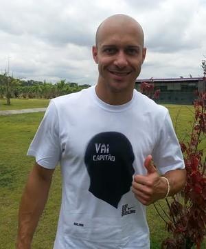 Alessandro Corinthians (Foto: Rodrigo Faber)