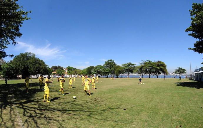 treino São Gonçalo (Foto: Alexandre Durão / Globoesporte.com)