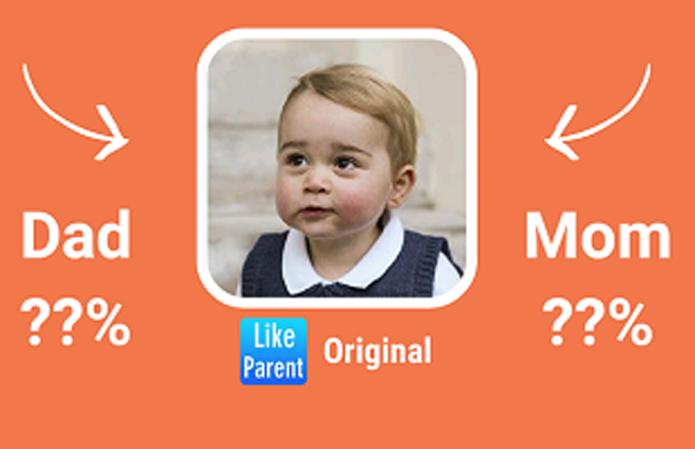 Like Parent descobre com quem o Príncipe George mais se parece (Foto: Divulgação)