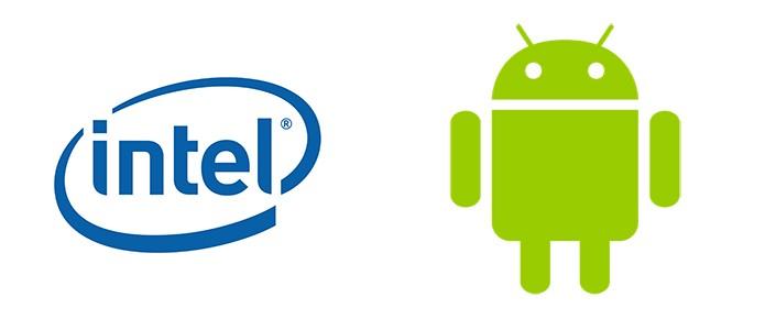 Intel modificou Android para rodar em seus chips com arquitetura de 64 bits (Foto: Montagem)