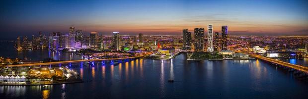 Edifício 1000 Museum em Miami (Foto: Divulgação)