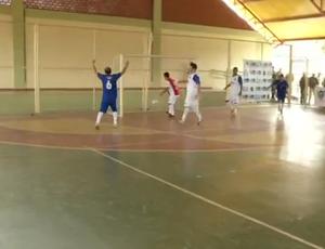Mendes goleia Itatiaia por 12 a 6 pela segunda rodada da segunda fase (Foto: Reprodução/TV Rio Sul)