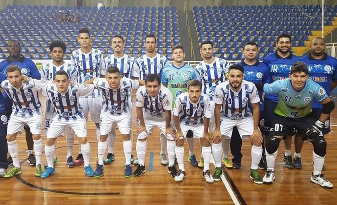 Taubaté Futsal (Foto: Divulgação/Taubaté Futsal)