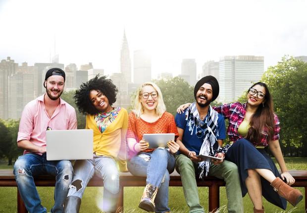 Geração Millennial (Foto: Thinkstock)