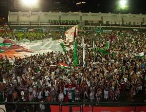 Laranjeiras Fluminense campeão (Foto: Bruno Haddad / Fluminense F.C.)