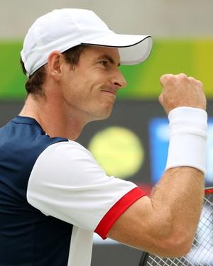 Andy Murray estreia tênis Olimpíada Rio de Janeiro (Foto: REUTERS / Kevin Lamarque)
