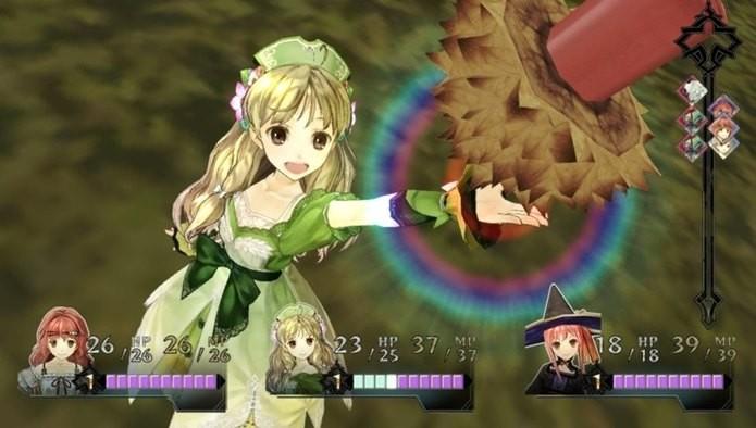 Game de RPG tem foco na mixologia de itens e não nos combates (Foto: Divulgação)