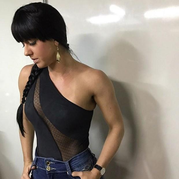 Graciele Lacerda (Foto: Reprodução/Instagram)