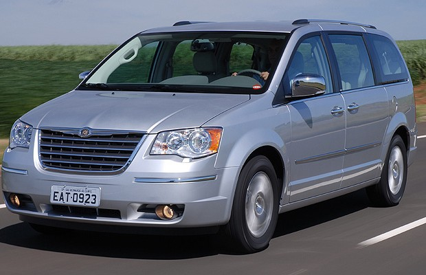 Chrysler Town & Country (Foto: Chrysler )