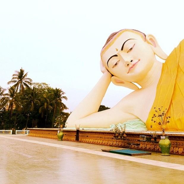 Myanmar (Foto: Reprodução/Instagram)