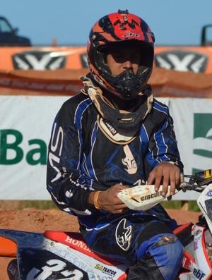 Motocross em Sergipe, Rodrigo Lama (Foto: João Áquila / GLOBOESPORTE.COM)