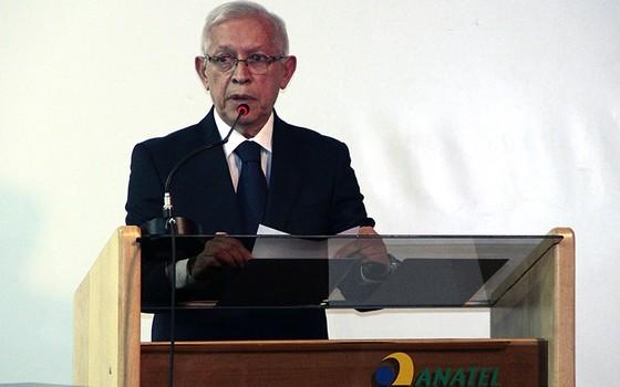 Presidente da Anatel, Juarez Quadros (Foto: Divulgação/Anatel)