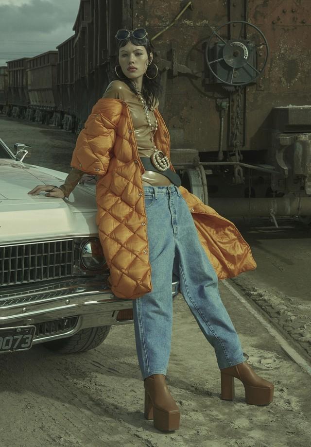 Calça Baggy (Foto: Arquivo Vogue/ Zee Nunes)