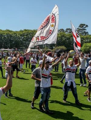 BLOG: Réu por invasão ao São Paulo representa organizadas em comissão no Senado