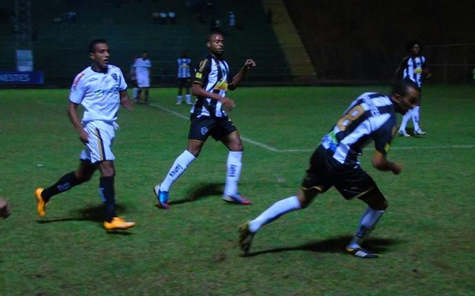 Atlético-ES x Estrela do Norte, em Vargem Alta (Foto: Wildson Lesqueves/Atlético-ES)
