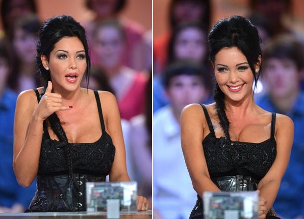 Expressão cunhada por Nabilla Benattia se tornou marca registrada, e utilizada em campanhas publicitárias (Foto: AFP)