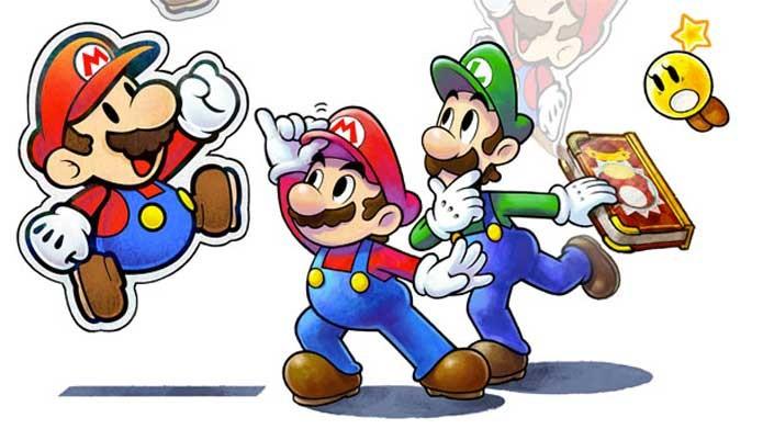 Mario & Luigi: Paper Jam mescla dois jogos em um (Foto: Divulgação/Nintendo)