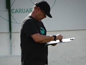 Pedro Manta, Pesqueira (Foto: Vital Florêncio / GloboEsporte.com)