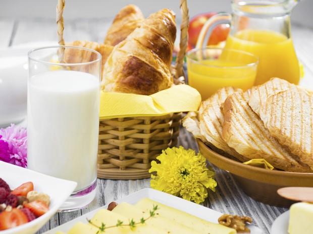 Caf da manh para o Dia dos Namorados (Foto: Getty Images)