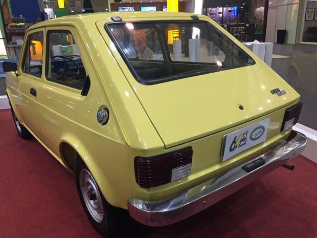 Fiat 147 L (Foto: André Paixão/G1)