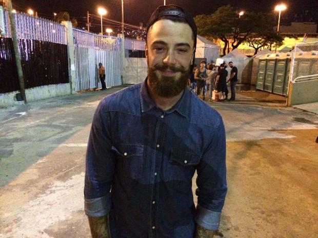 Felipe Tito (Foto: Rafael Godinho/QUEM)