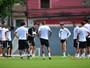 Santos relaciona 23 jogadores para partida contra o Ituano, na Vila Belmiro