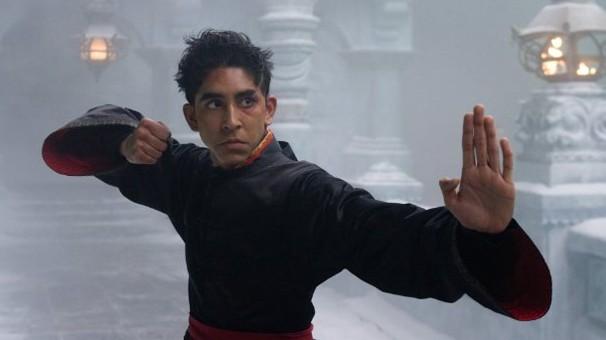 Dev Patel foi escolhido pelo próprio diretor para fazer parte do elenco (Foto: Divulgação / Reprodução)