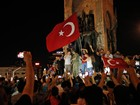 Avião de Erdogan ficou na mira de caças rebeldes em tentativa de golpe