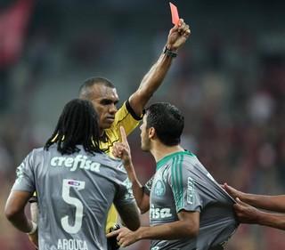 Atlético-PR x Palmeiras Robinho (Foto: Heuler Andrey/Dia Esportivo/Estadão Conteúdo)