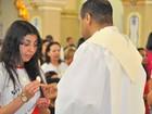 Diocese de Limeira suspende apertos de mão em missas para evitar H1N1