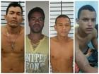 Polícia captura em RR mais 4 presos de fuga em massa; faltam 25 foragidos