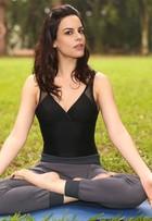 Luisa Micheletti mostra série de ioga: 'É uma desintoxicação mental'