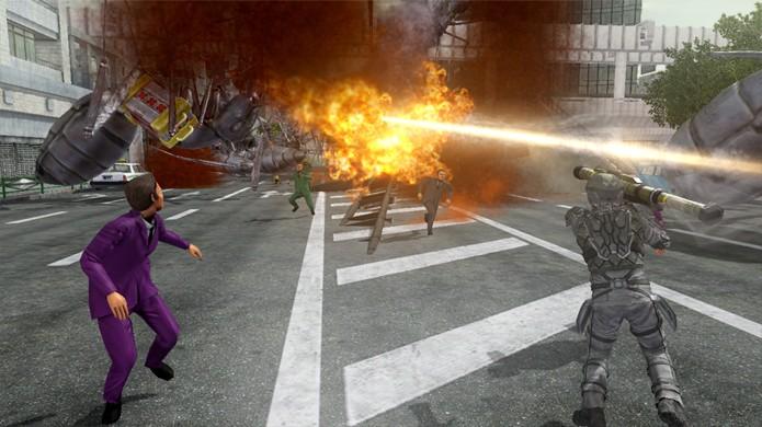 Explosões são uma grande parte de EDF, das menores às maiores (Foto: fanboydestroy.com)