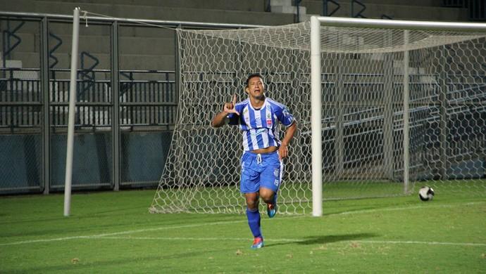Marinho (Foto: Gabriel Mansur)