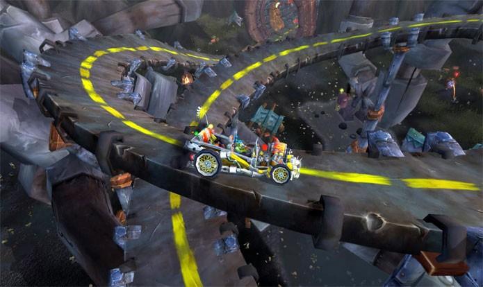 World of Warcraft vai ter minigame de karts similar aos atuais veículos do jogo (Foto: Divulgação)