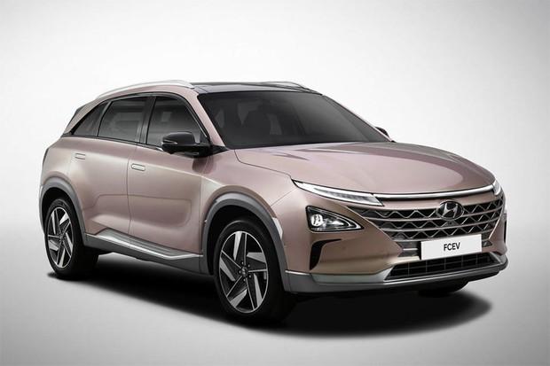 Hyundai FCEV 2018 (Foto: Hyundai)