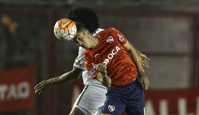 Independiente x Chapecoense (Foto: David Fernández/EFE)