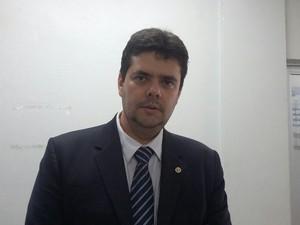 Frederico Magalhães participa das investigações desde novembro de 2015 (Foto: Paula Cavalcante/ G1)