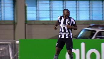 Os gols de Botafogo 3 x 0 Sport pela 21ª rodada do Brasileirão 2016