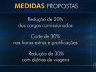 Pacote do governo prevê limite de gastos por 10 anos em Goiás