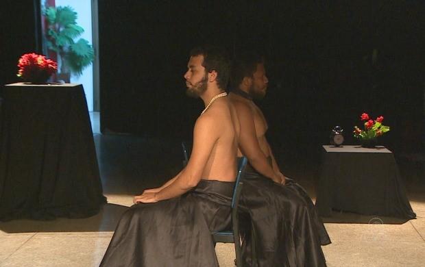 Peça 'As Malcriadas' abre a temporada de atividades culturais do Sesc (Foto: Amapá TV)