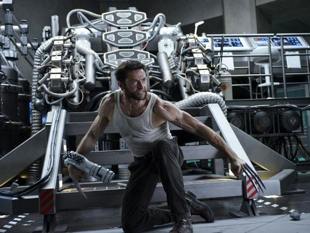 Hugh Jackman em cena de 'Wolverine – Imortal', filme em que ele vive o personagem na Marvel pela sexta vez (Foto: Ben Rothstein/Twentieth Century Fox/AP)