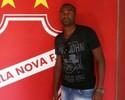 Vila Nova contrata zagueiro Reniê,  que já passou pelo Atlético-GO